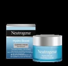 Hydro Boost Sleeping Cream