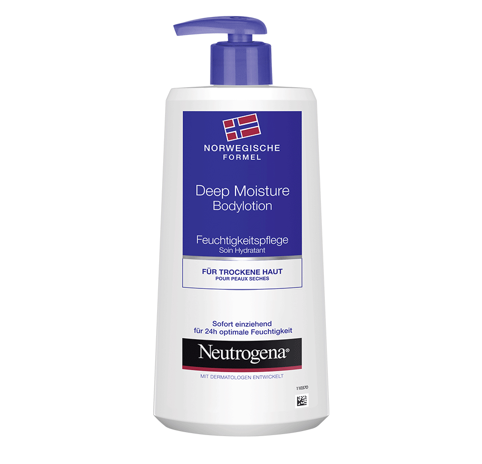 Deep Moisture Bodylotion
