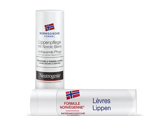 Neutrogena®-lipverzorging