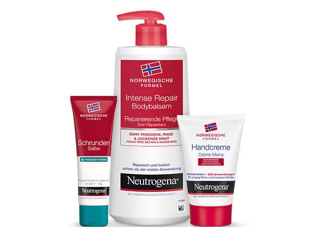 Neutrogena® Soins pour peaux très sèches