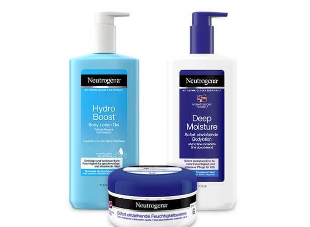 Neutrogena®-lichaamsverzorging