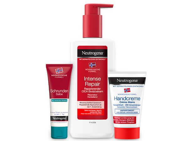 Neutrogena® verzorging voor zeer droge huid